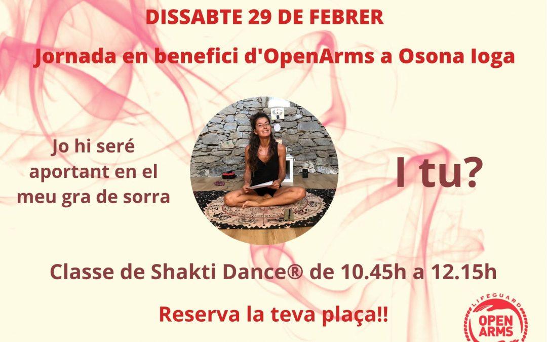 OsonaSatNam en benefici d'OpenArms